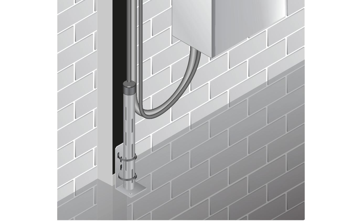 FFS może być używany do wykrywania gromadzenia się wyciekającego paliwa w studzienkach lub paliwa unoszącego się na wodzie w studzienkach, basenach do przechowywania wody i kanałach burzowych
