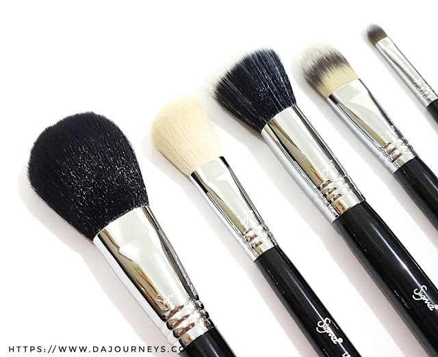 Review Basic Face Kit dari Sigma Beauty