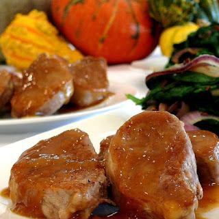 Pork Medallions Cider Vinegar Recipes