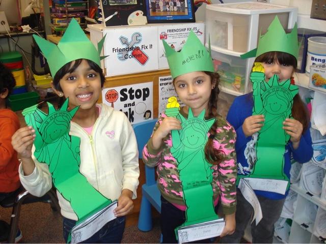 Mrs Mohameds Kindergarten Kids Us Symbols