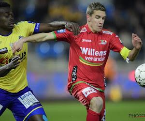 Un joueur d'Ostende fait son retour dans la sélection après être resté un an sans jouer