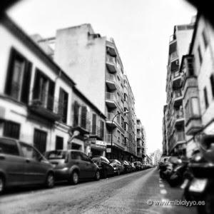 edificios Calle Pere LLobera
