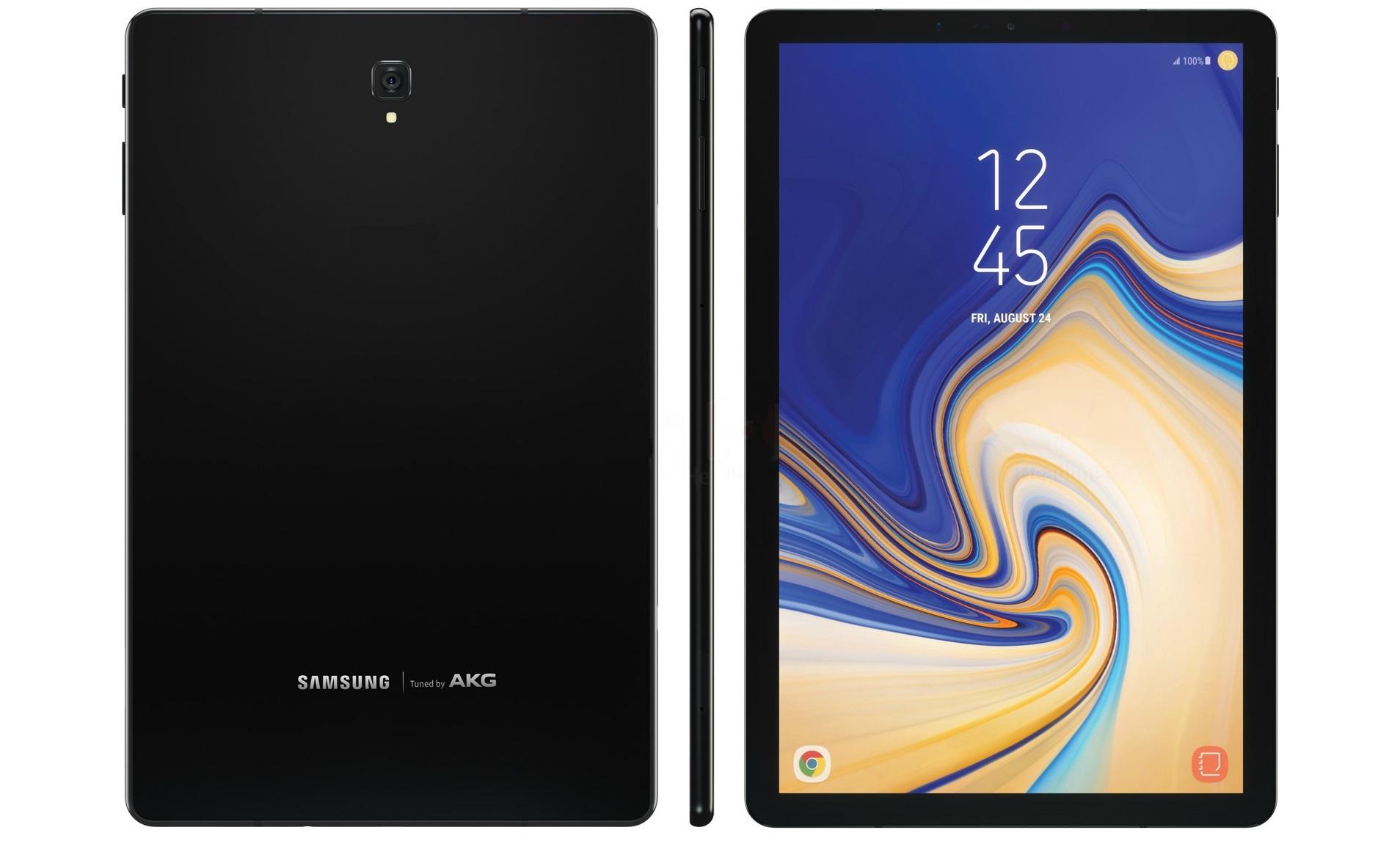 صور ومواصفات Galaxy Tab S4 وبعض من مميزاته تظهر بفضل ملفات firmware