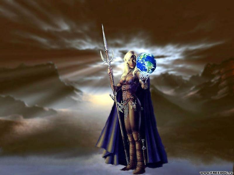 Celestial Hero Of Goodness, Magick Warriors 4