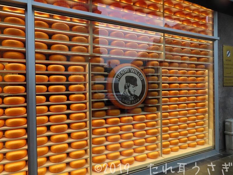 マリエン広場のチーズ屋「Henri Willig」のレビュー 試食し放題 in ミュンヘン ドイツ旅行㉚