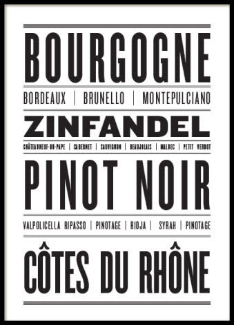 THE WINE, POSTER