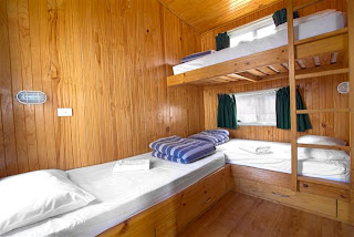 Two bedroom Holiday Cabin 4 - Second bedroom
