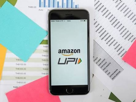 Amazon - Get 10% Cashback up to Rs.50 when you Pay with UPI on Amazon