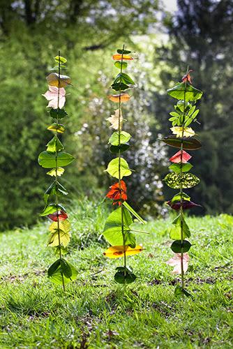 47 Leaves (Richard Schilling Land Art)