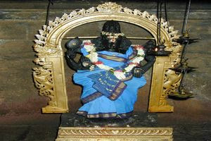 Thiru Thuruthi (Kuttalam) Temple Goddess Arumbanna Vanamulai Nayaki