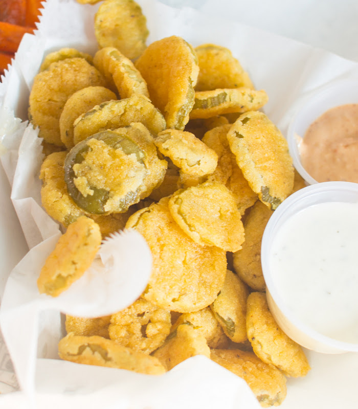 photo of Fried Pickles