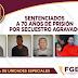 FGE LLOGRA SENTENCIA DE 70 AÑOS DE PRISIÓN PARA TRES SECUESTRADORES