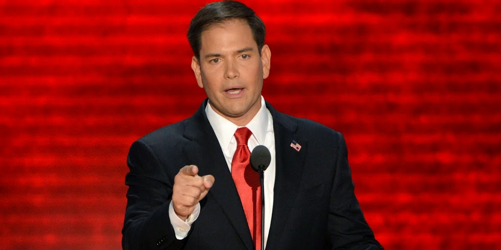 Marco Rubio flip-flopped on immigration, says Democrat