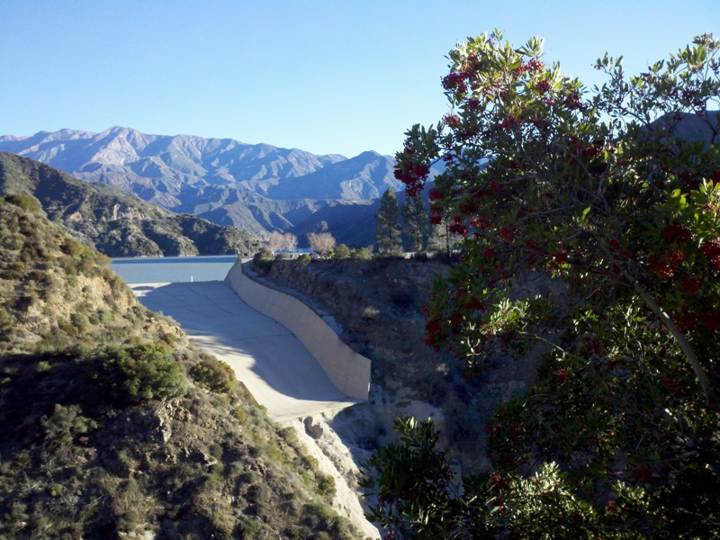 Dawson Saddle Traverse • San Gabriel Dam