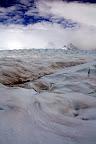 View of The Glacier (Perito Moreno Glacier Outside El Calafate, Argentina)