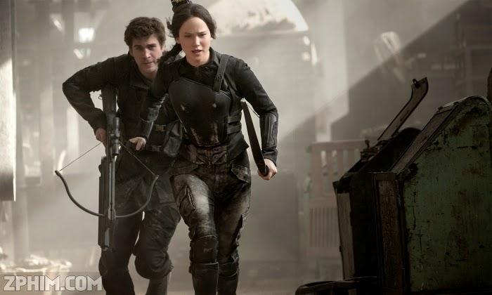 Ảnh trong phim Đấu Trường Sinh Tử 3: Húng Nhại Phần 1 - The Hunger Games: Mockingjay Part 1 5