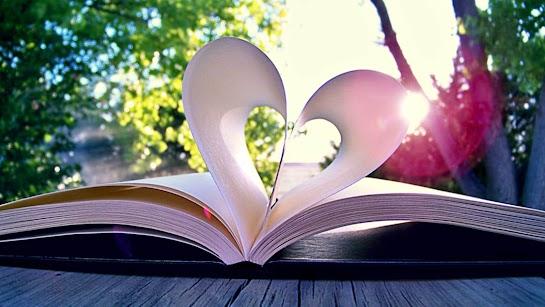 Cuốn sách và giỏ đựng than