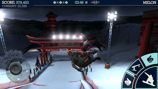 Snowboard Party Lite- screenshot thumbnail