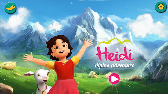 Heidi: Alpine Adventure- screenshot thumbnail