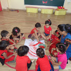 Red Colour Day (Nursery) 21.04.2016