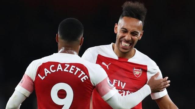 GOOD NEWS: Arsenal open talks with Auba and Laca