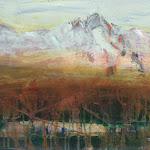Mt Baker in clear day_Acrylic (16 x 19.5) (PC).jpg