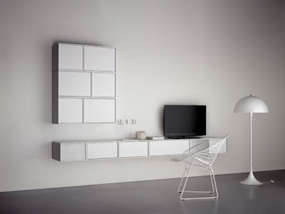 minimalist colorful furniture for home and office 1 554x416 Rak Dan Laci Modular Minimalis Yang Berwarna Warni