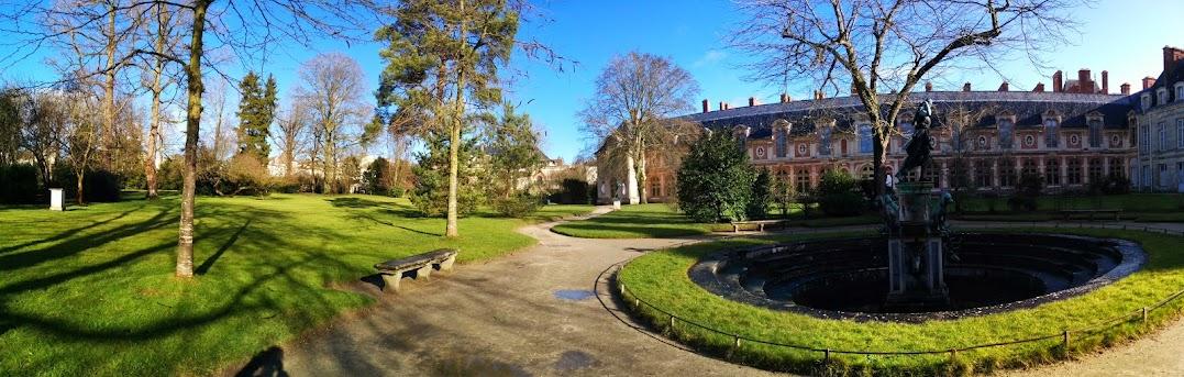 Jardin de Diane Fontainebleau