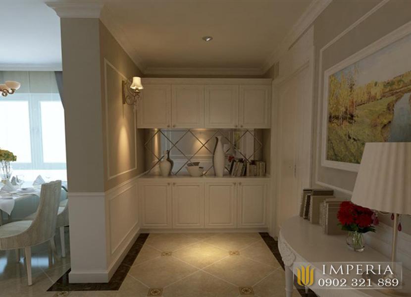 căn hộ cho thuê tại Imperia 4 phòng ngủ Sky Villa