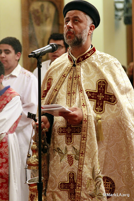 Rites of receiving Fr. Cyril Gorgy - _MG_0912.JPG