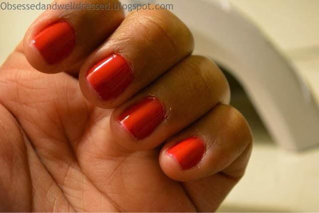Izzy Belle Beauty Fingerpaints Soak Off Gel Polish System