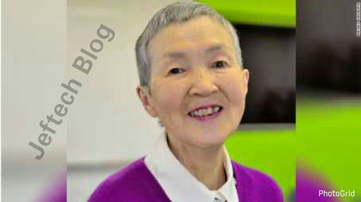 81 years old woman created her first iPhone App.