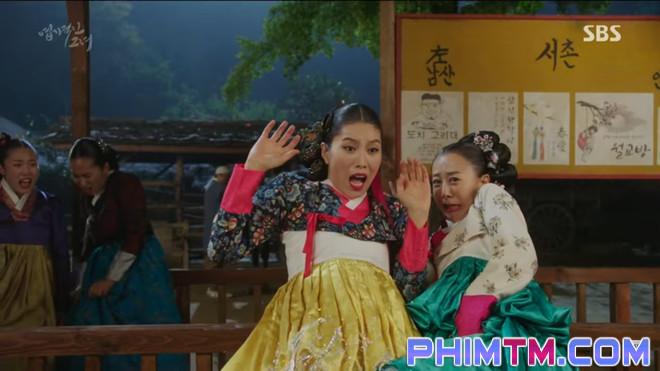 """""""My Sassy Girl"""": Joo Won """"ăn hành"""" liên tục nhờ phúc """"bà con xa"""" của Tiểu Yến Tử - Ảnh 18."""