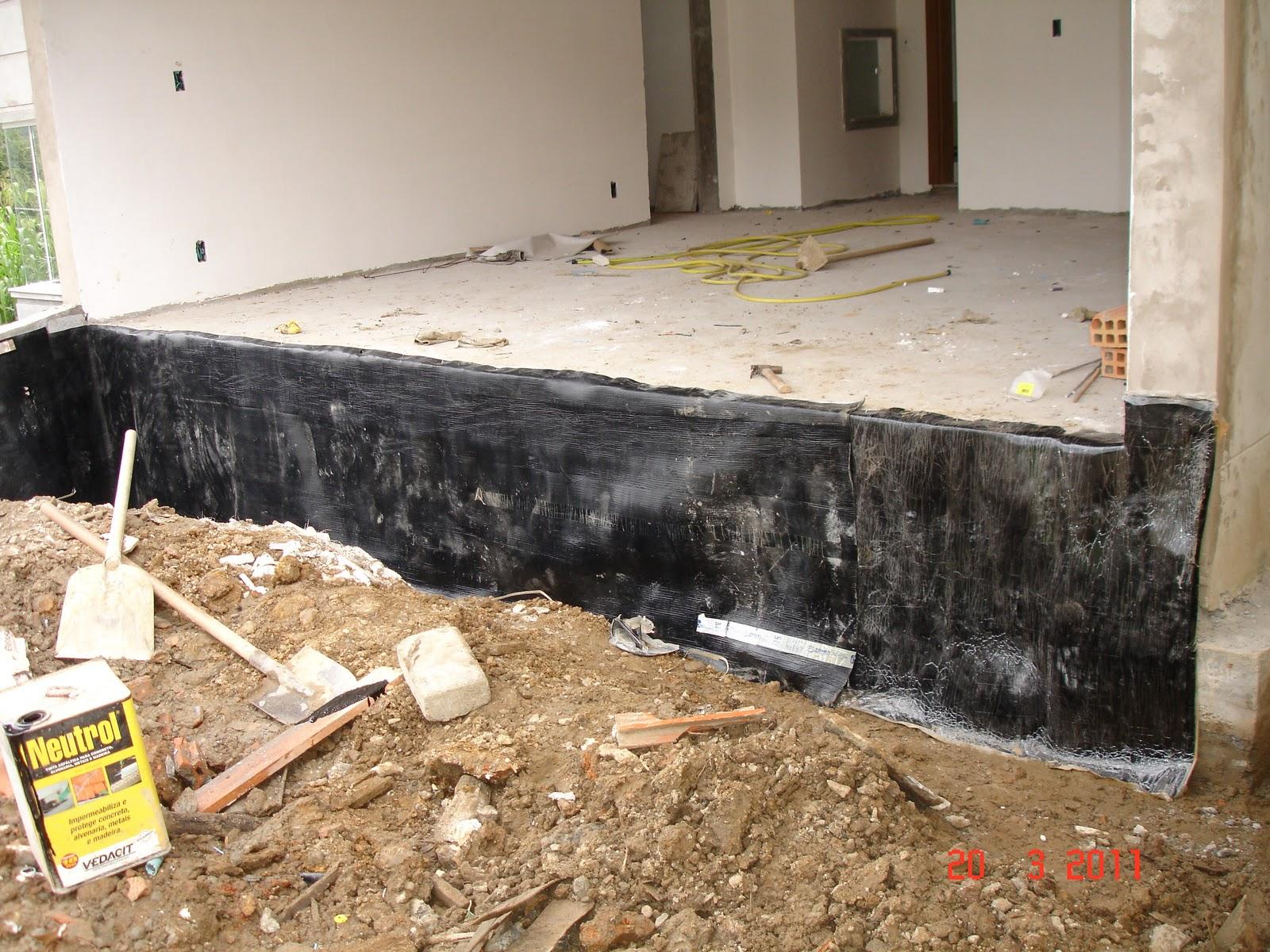 Nossa Casa no Site Construção da fundação ao acabamento: Março  #B29B19 1600 1200