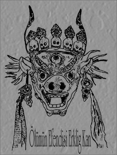 Erlik, Gods And Goddesses 5
