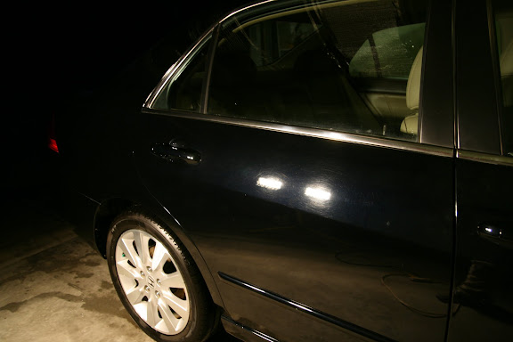 black honda accord