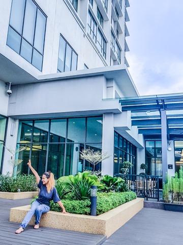 Hilton Garden Inn Puchong Outdoor Area