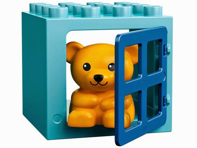 10553 レゴ デュプロ 基本セット・楽しいキューブ
