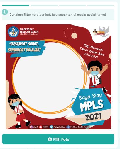 Cara Membuat Twibbon MPLS 2021