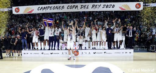 Madrid sede de la Copa del Rey de baloncesto