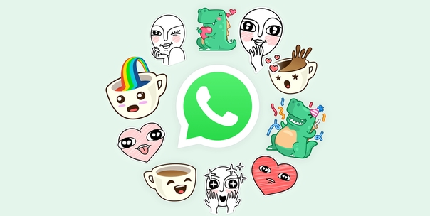 Inilah cara menciptakan sticker Whatsapp pake foto 4 Cara Membuat Sticker Whatsapp Pake Foto