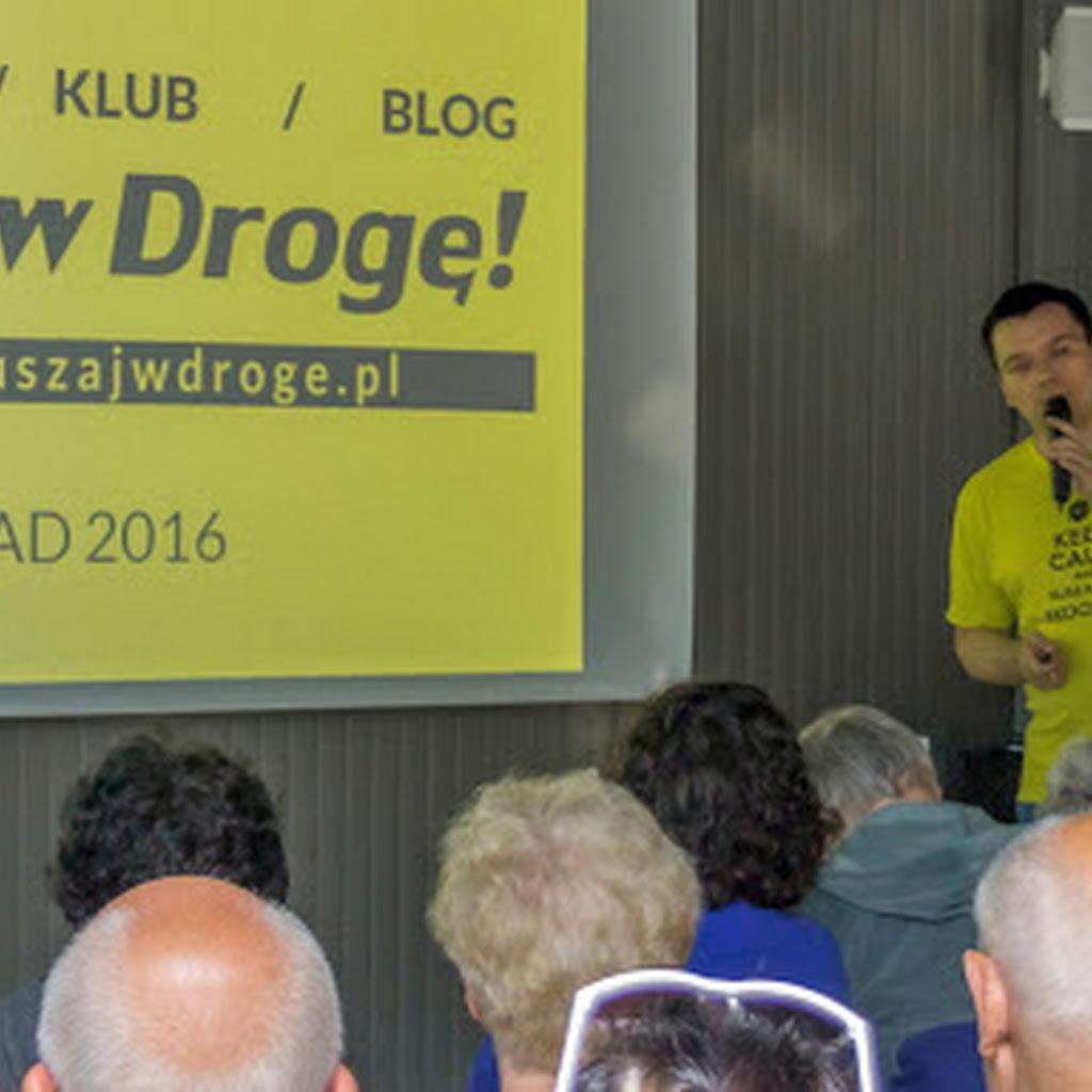 Fundacja Ruszaj w Drogę! Kręci nas polska turystyka.