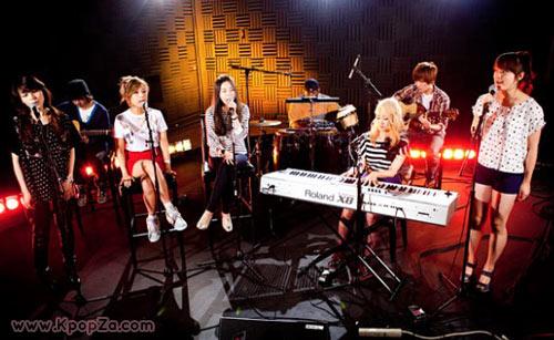 "Wonder Girls พาไปดูเบื้องหลังโคฟเวอร์เพลง ""Nothin' On You"""