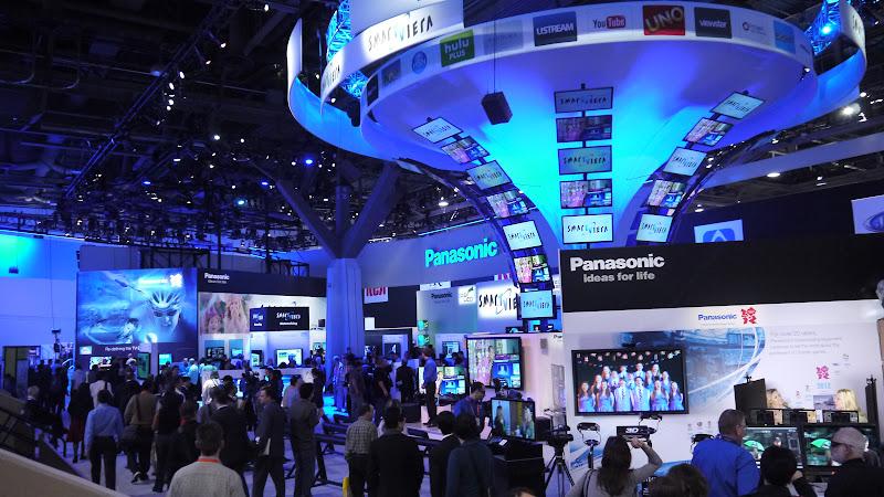 Panasonic значительно расширит спектр функций и приложений для VIERA CONNECT™ в 2012 году