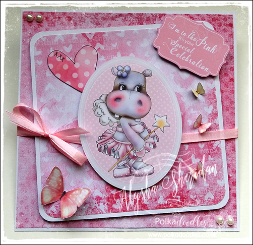 DT Use ribbon or lace 24th February 2017 WITH BORDER