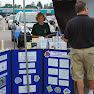 WNY Stormwater Coalition  Representative @ National Night Out in West Seneca 2009