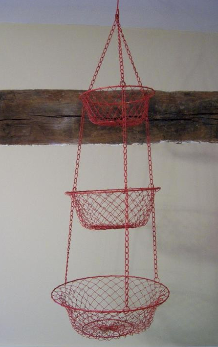 Wall Hanging Basket tracie ellis design: hanging baskets - are there any cool ones???