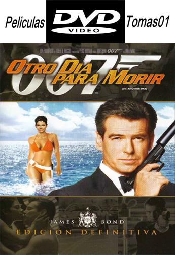 007 (20): Otro día para morir (2002) DVDRip