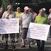 В Ужгороді мітингують пенсіонери МВС