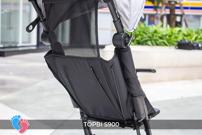 Xe đẩy cao cấp Topbi S900 19